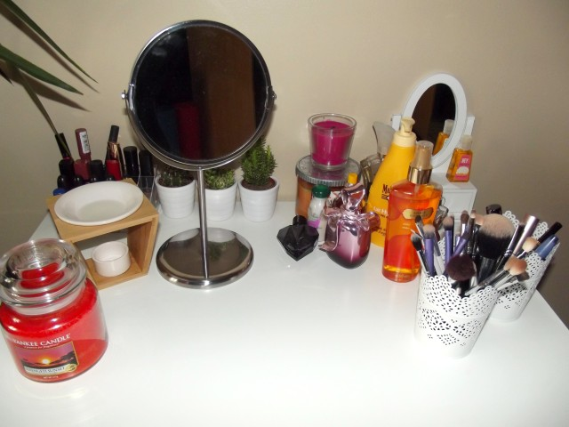 Rangement makeup - JoliesDouceurs